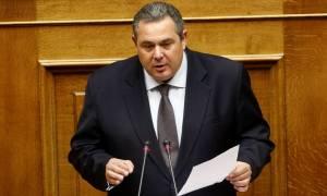 Υπουργός Άμυνας: Αν χρειαστεί θα υπερασπίσουμε την εθνική μας ακεραιότητα