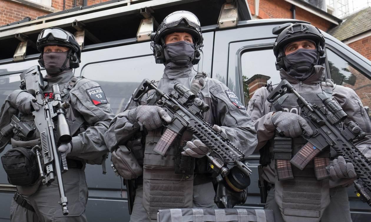 Πανικός στο Λονδίνο από αστυνομική επιχείρηση στο κέντρο της πόλης