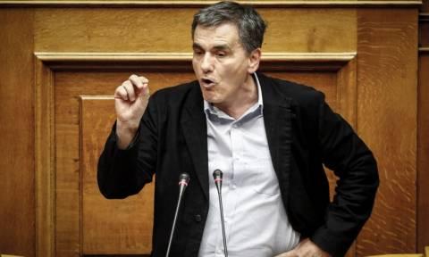 Βουλή – Τσακαλώτος: Ο προϋπολογισμός του 2018 προβλέπει 1,83 δισ. ευρώ για κοινωνική πρόνοια