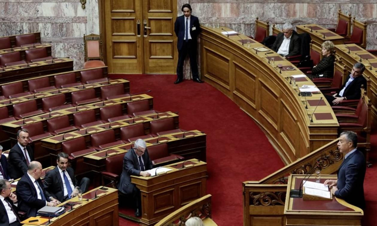 Το σχόλιο του Θεοδωράκη για την ομιλία Τσίπρα στη Βουλή