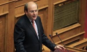 Προϋπολογισμός 2018: Πρώτος στην ψηφοφορία ο Χατζηδάκης λόγω... τοκετού