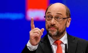 Γερμανία - Σουλτς: Το SPD «χρειάζεται λίγο ακόμη χρόνο» για να δει αν θα μπει στην κυβέρνηση