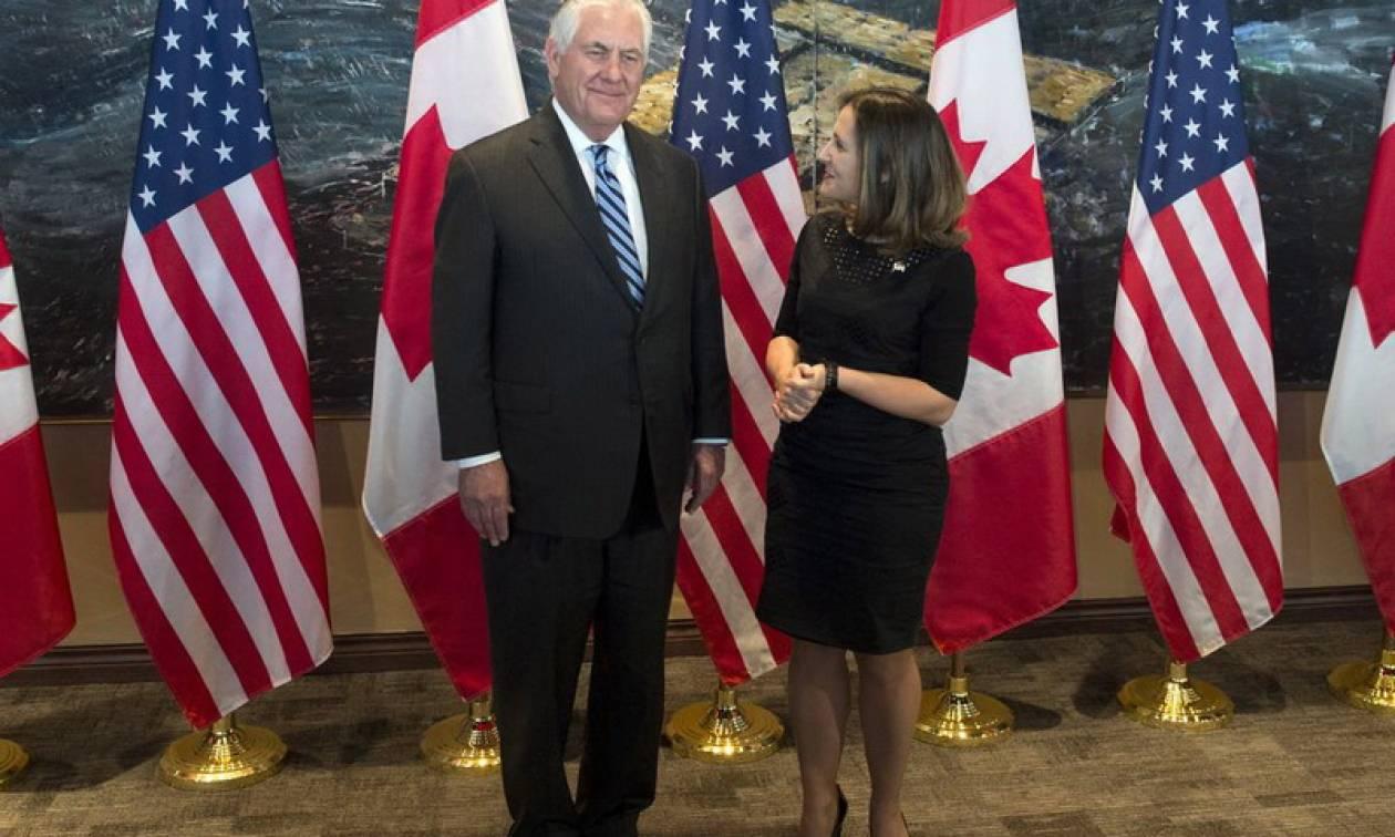 ΗΠΑ και Καναδάς θα οργανώσουν διεθνή σύνοδο για τη Βόρεια Κορέα