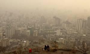 Ιράν: Κλειστά τα σχολεία στην Τεχεράνη εξαιτίας της ατμοσφαιρικής ρύπανσης
