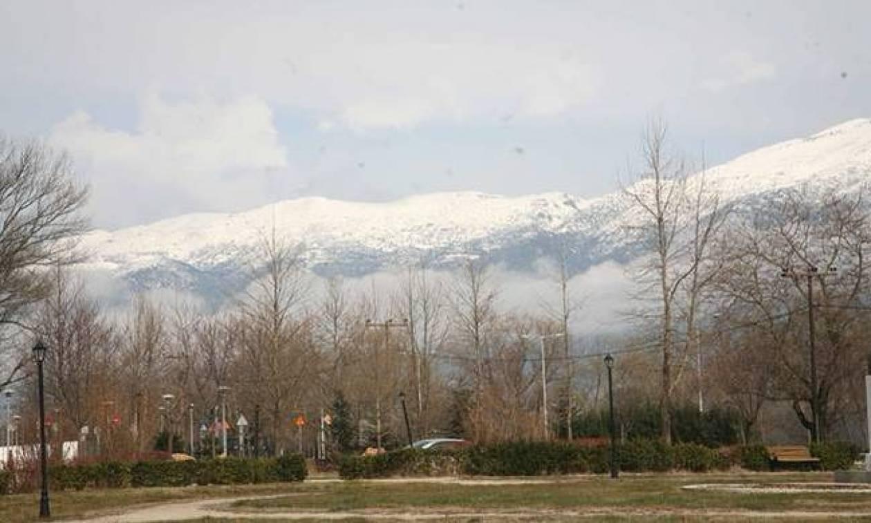 Καιρός τώρα: Με βροχές, χιόνια και τσουχτερό κρύο η Τετάρτη (pics)
