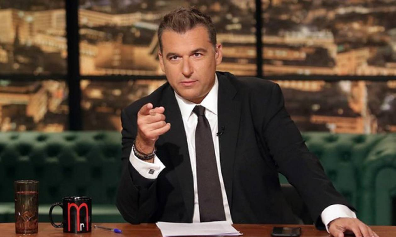 Παραιτήθηκε ο Γιώργος Λιάγκας από τον «Λάμψη»