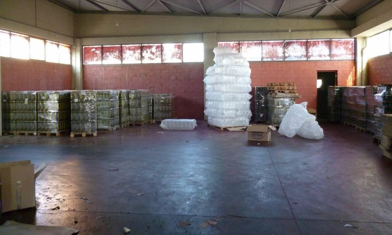 Θεσσαλονίκη: Θα έριχναν στην αγορά νοθευμένο λάδι (vid)