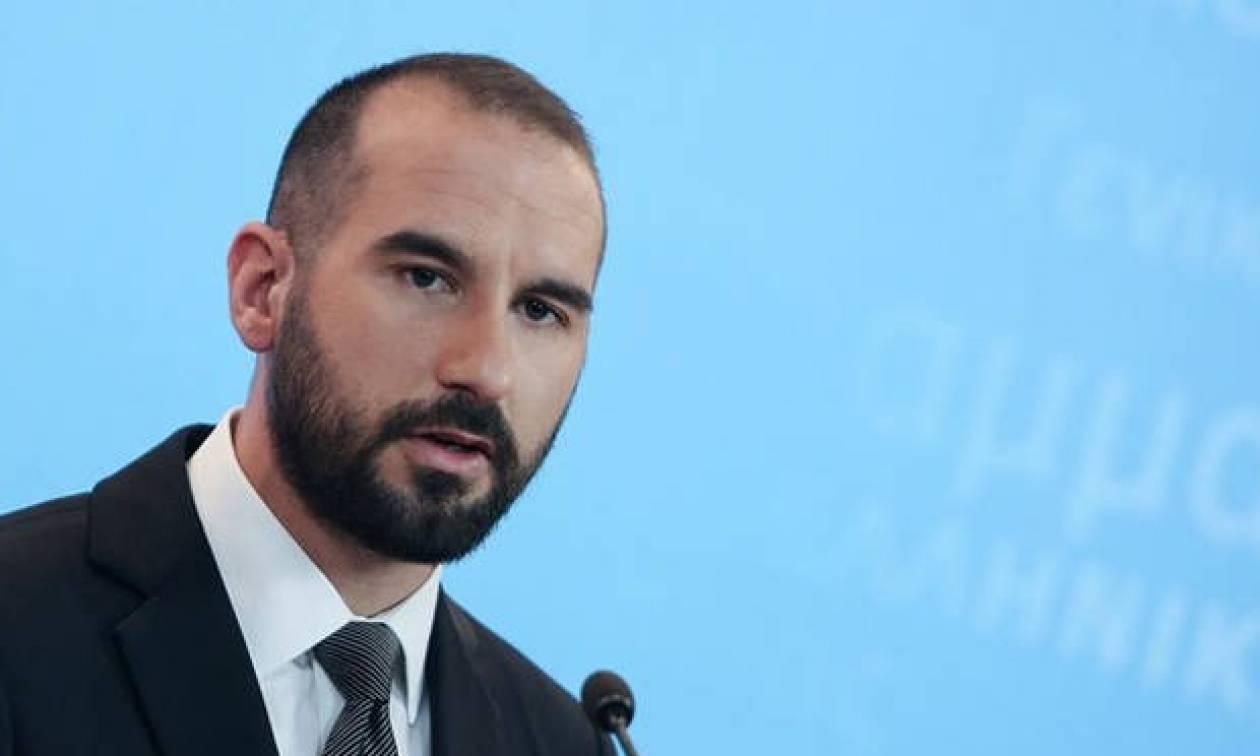 Δημήτρης Τζανακόπουλος: Οι εκλογές θα γίνουν το 2019