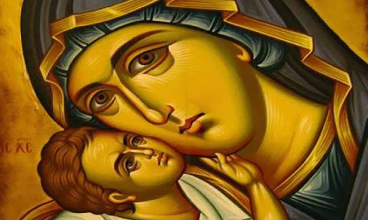 «Είδα Την Παναγία σαν μικρό κοριτσάκι 15 χρονών, δεν θα ξεχάσω τα ματάκια Της»