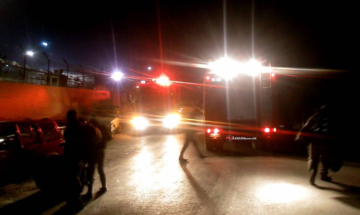 Μυτιλήνη: Η νέα νύχτα επεισοδίων έφερε μήνυση κατά παντός υπευθύνου από το δήμαρχο