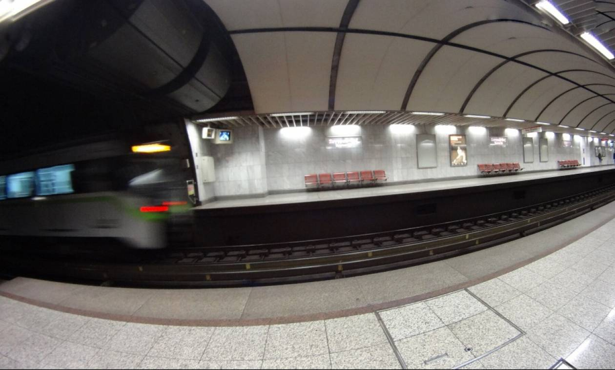 Κλειστός ο σταθμός του Μετρό στο Μοναστηράκι