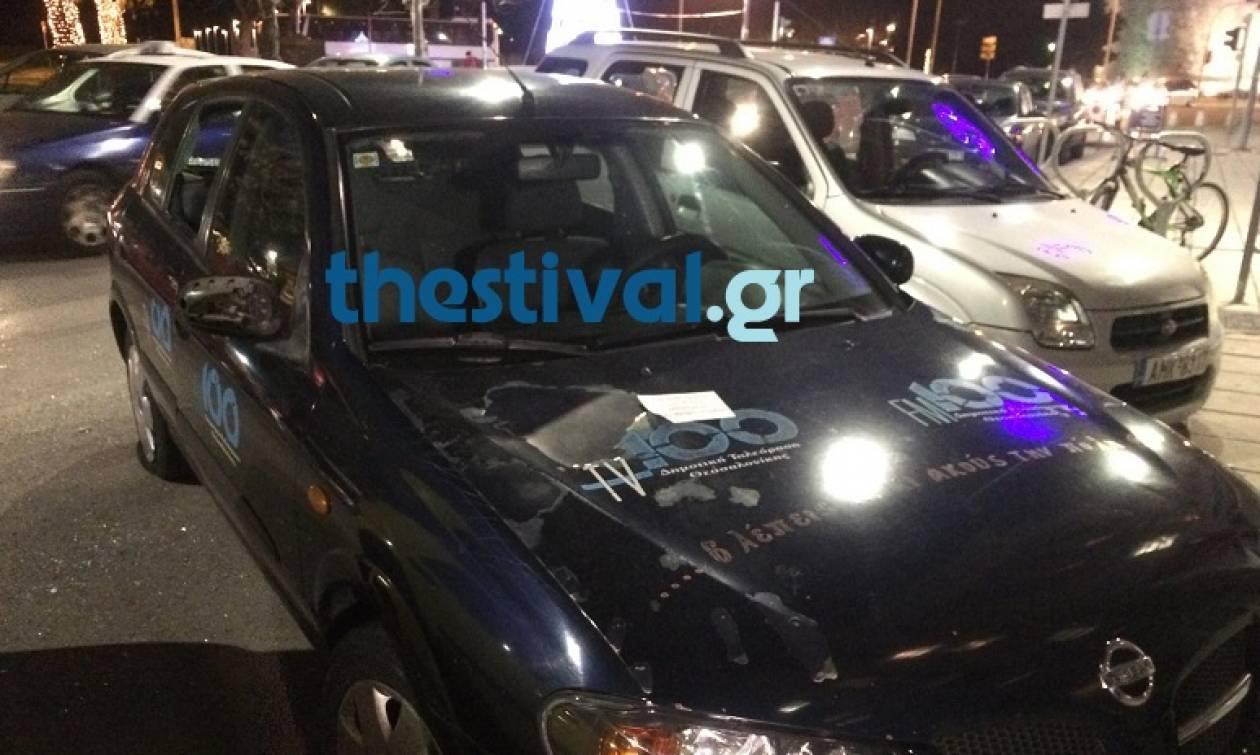 «Ντου» κουκουλοφόρων σε τοπικά ΜΜΕ της Θεσσαλονίκης - Επιτέθηκαν στον θυρωρό