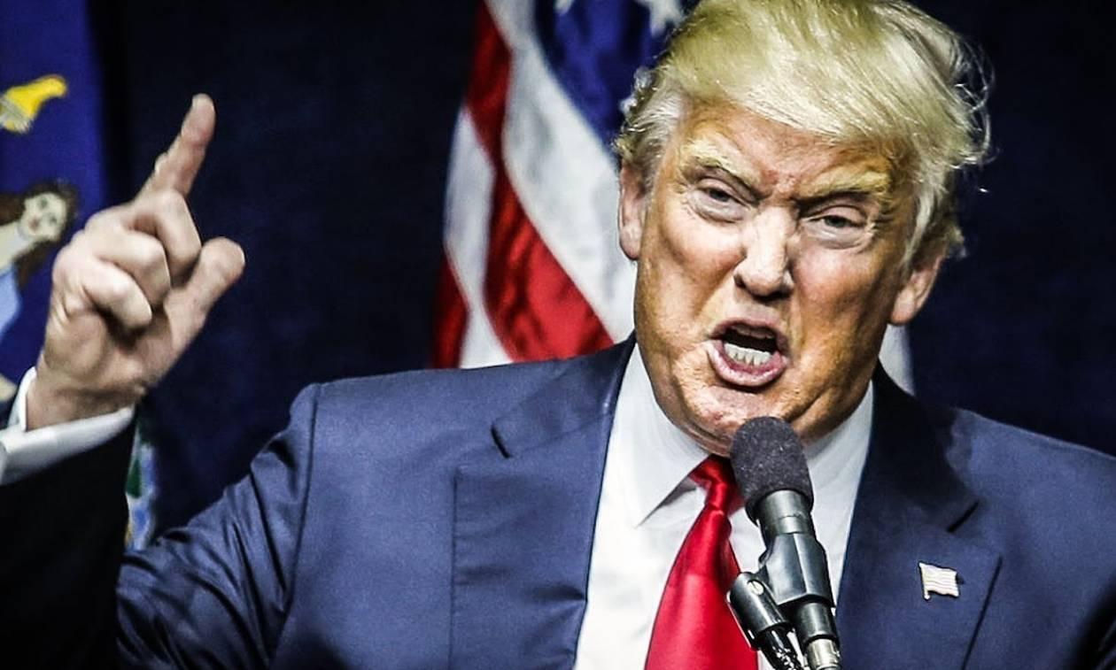 «Έξαλλος» ο Τραμπ: Χρηματοδότηση τέλος σε όσους ψηφίσουν εναντίον των ΗΠΑ για την Ιερουσαλήμ
