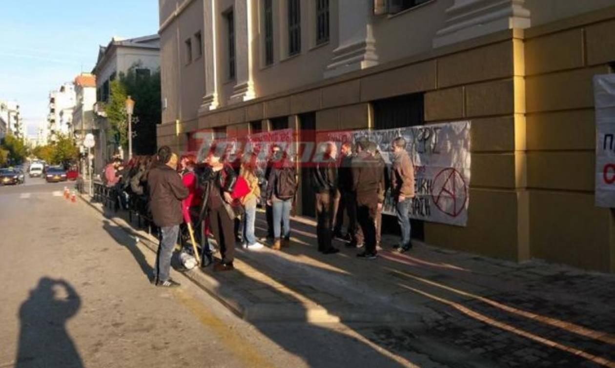 Συγκεντρώσεις διαμαρτυρίας κατά των πλειστηριασμών σε Πάτρα και Αγρίνιο