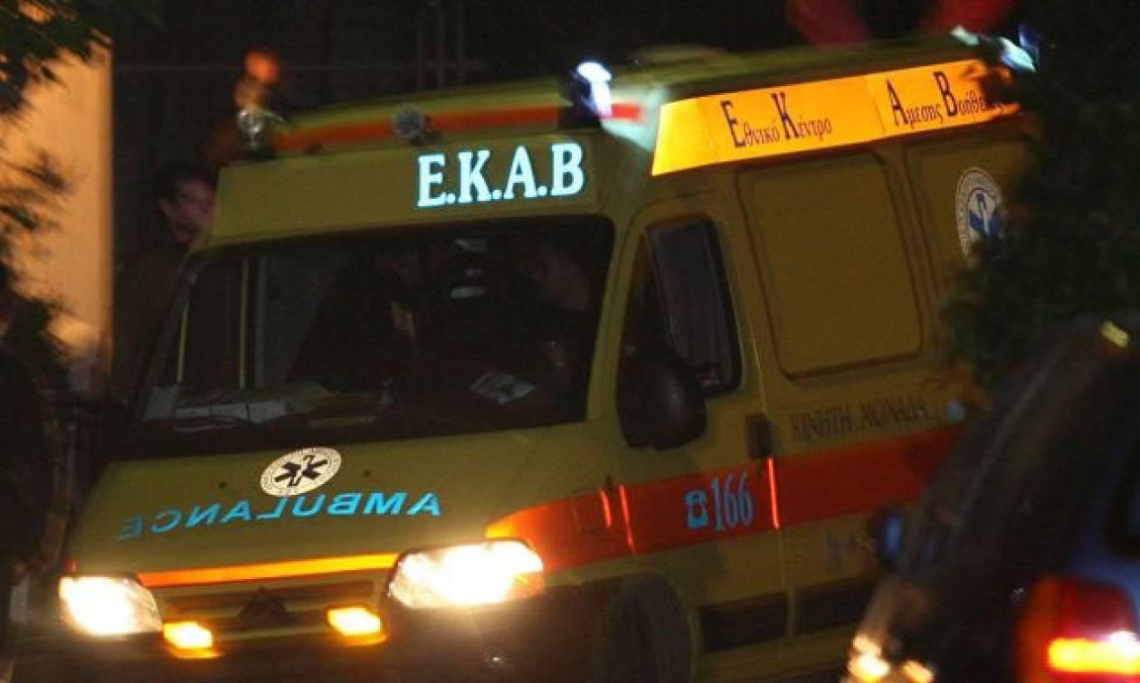 Τροχαίο στην Κρήτη με δύο τραυματίες - Μηχανή παρέσυρε ανήλικο