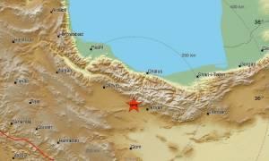Ισχυρός σεισμός 5,2 Ρίχτερ συγκλόνισε το Ιράν