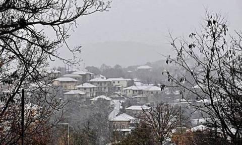 Καιρός τώρα - Έκτακτο δελτίο επιδείνωσης: Νέο κύμα κακοκαιρίας με χιόνια και καταιγίδες (pics)