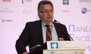 Θεοδοσιάδης: Οι φαρμακοποιοί δεν θα επιτρέψουν την ίδρυση φαρμακείων από ιδιώτες