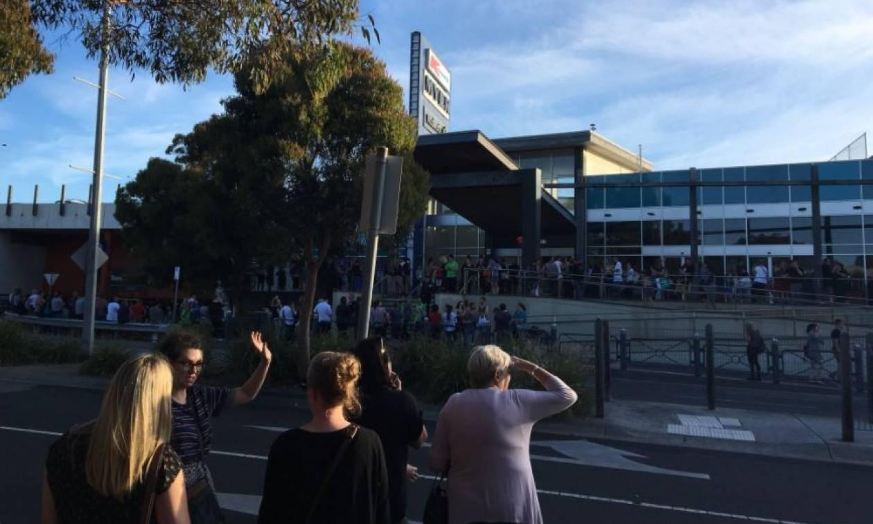Έκρηξη σε εμπορικό κέντρο Μελβούρνη