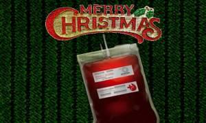 Ευχές των εθελοντών αιμοδοτών και δοτών μυελού των οστών «Ο ΑΓΙΟΣ ΛΟΥΚΑΣ» Χαρίεσσας