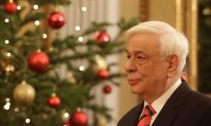 Χριστούγεννα 2017: Μήνυμα του Προέδρου της Δημοκρατίας στους Έλληνες του Εξωτερικού