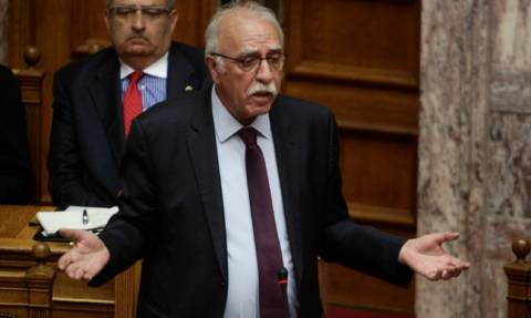 There are no grey zones for Greece, says Alt. Defence Min Vitsas