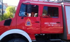 Σοκ στη Γλυφάδα: Οδηγός κάηκε μέσα στο αυτοκίνητό του