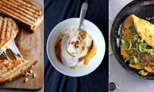 Τοστ, γιαούρτι, ομελέτα: Τι σου προτείνει η διαιτολόγος όταν θέλεις ένα γρήγορο και light βραδινό