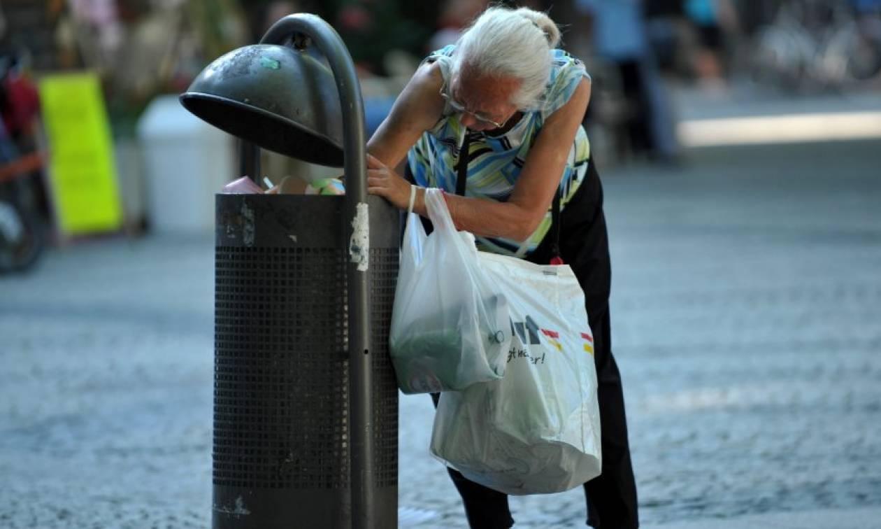 Γερμανία: Πίσω από τη βιτρίνα του οικονομικού θαύματος ξεπροβάλλουν εκόνες βαθειάς φτώχειας