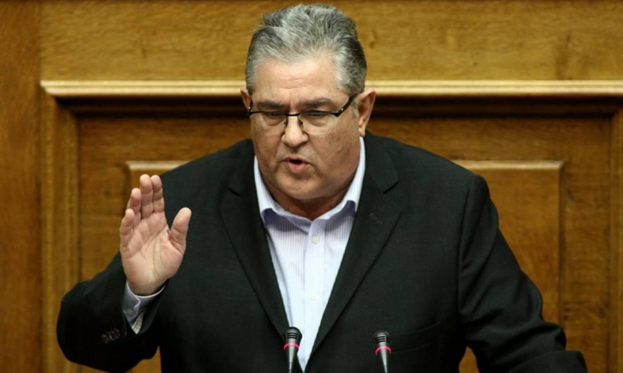 Κουτσούμπας για πλειστηριασμούς: Η κυβέρνηση ΣΥΡΙΖΑ έχει ξεπεράσει κάθε όριο