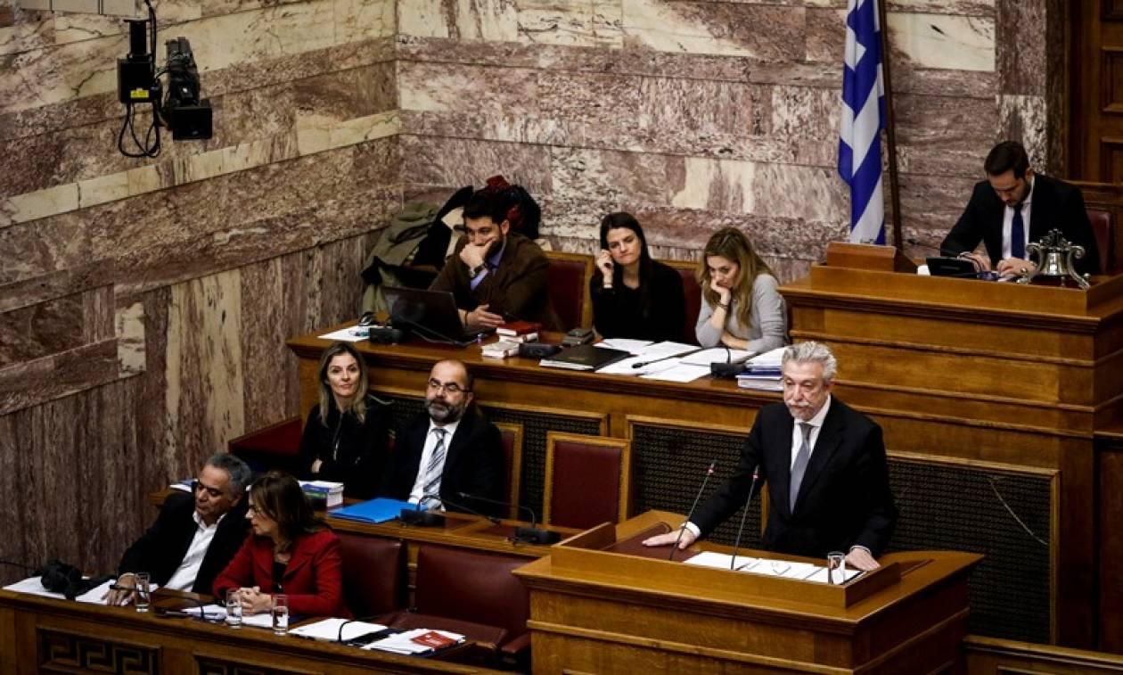 Βουλή: Βελτιώσεις στην τροπολογία για τους πλειστηριασμούς – Υπερψηφίστηκε από την ολομέλεια
