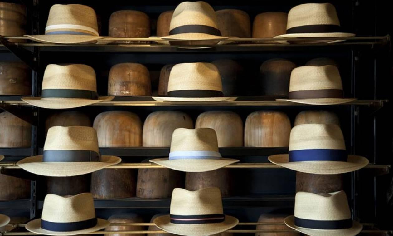 Ιταλία: Χρεοκόπησε η ιστορική φίρμα καπέλων Borsalino που έντυνε από Καπόνε μέχρι Μπερλουσκόνι
