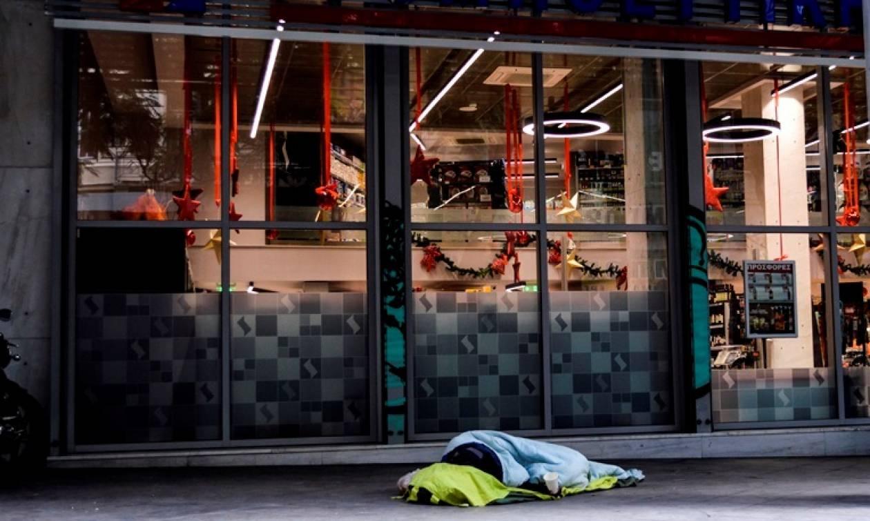 Κακοκαιρία: Μέτρα για τους άστεγους παίρνει ο Δήμος Αθηναίων