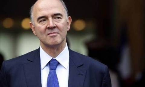 European Commissioner Moscovici: Greece turning a page after long recession