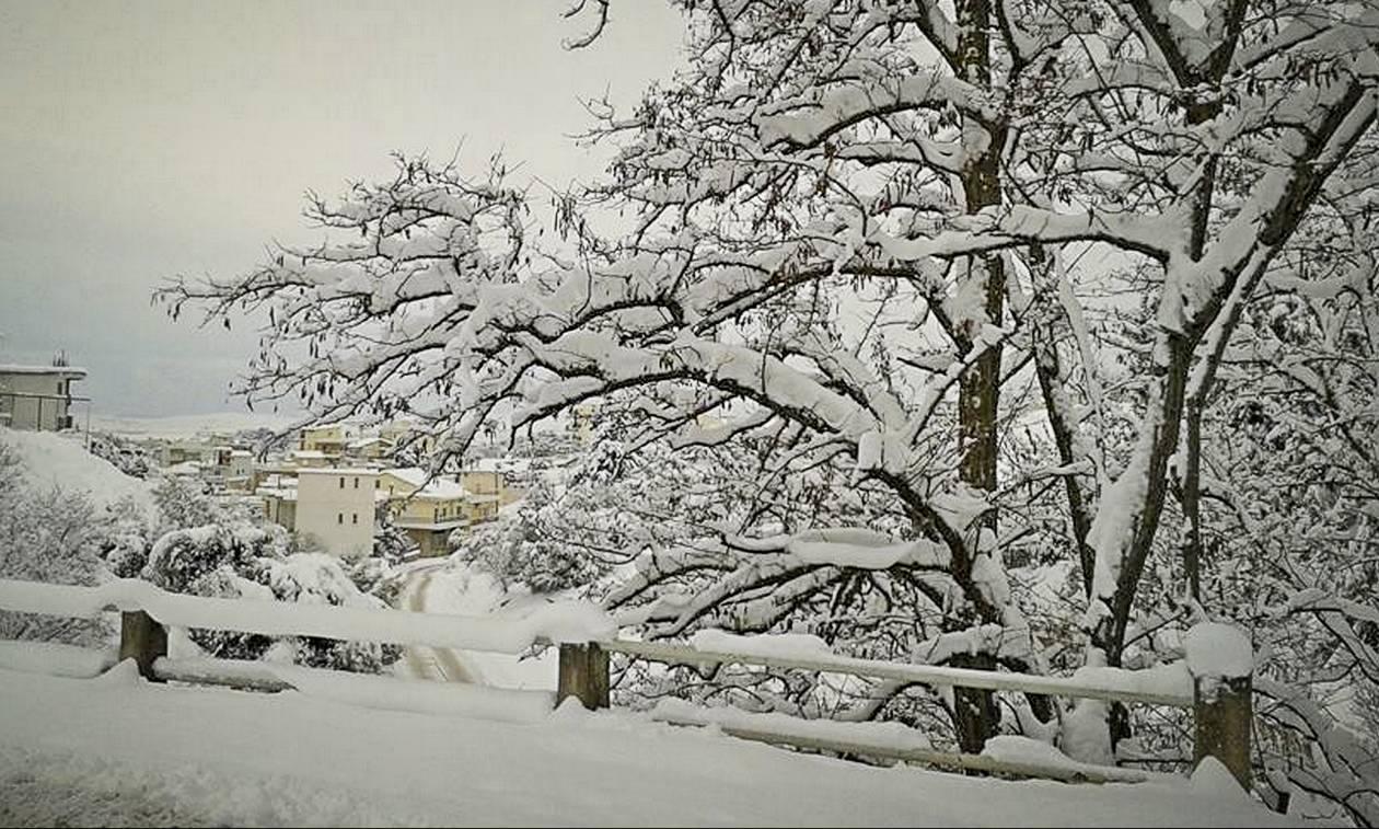 Καιρός: Χιονίζει στα βόρεια προάστια της Αθήνας - Παγωνιά σε όλη τη χώρα