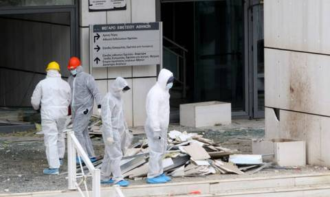 Bomb explosion at Appeals Court in Athens; no injuries