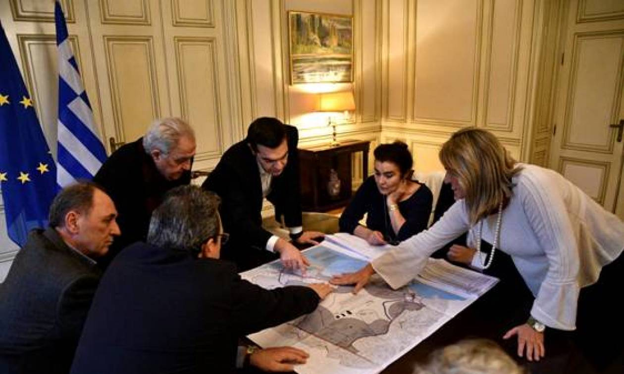 Υπεγράφη το σχέδιο Προεδρικού Διατάγματος για την επένδυση στο Ελληνικό (pics)