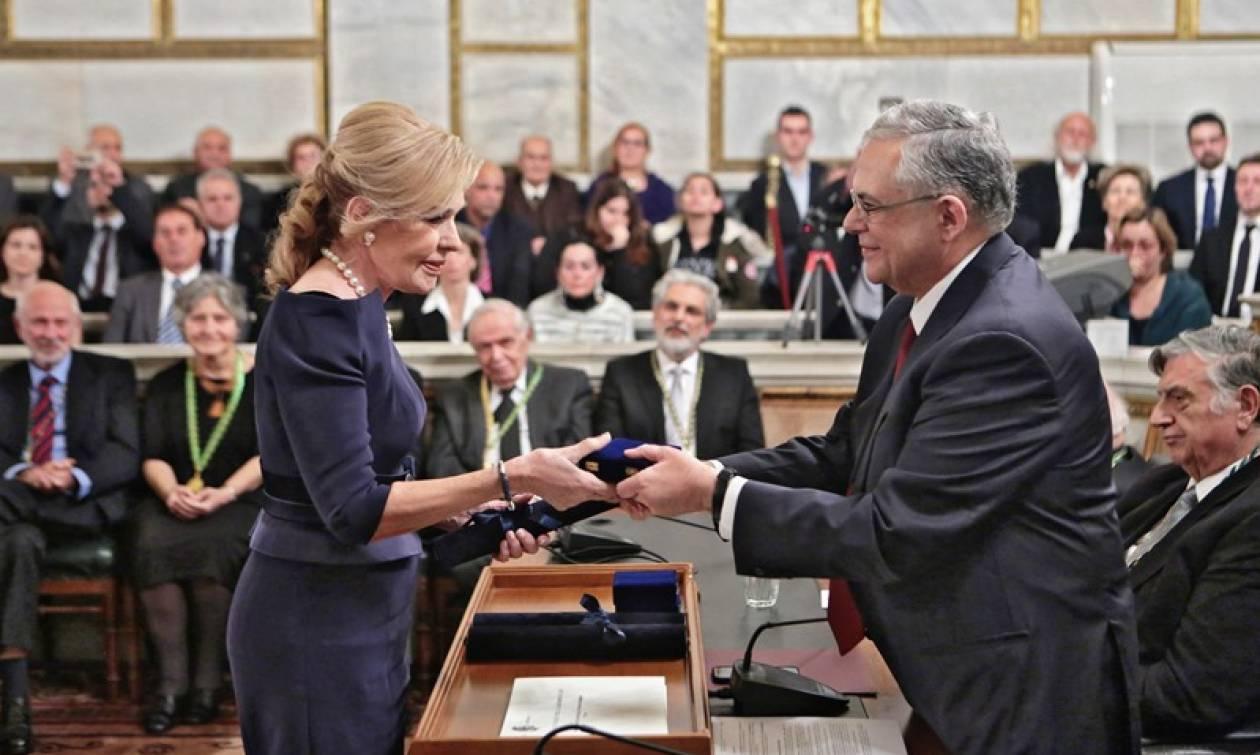 Ο Σύλλογος «ΕΛΠΙΔΑ» βραβεύθηκε για δεύτερη φορά από την Ακαδημία Αθηνών (pics)