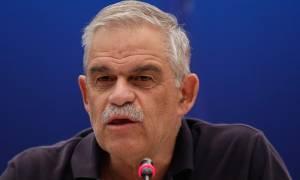 Κακοκαιρία: Επικοινωνία Τόσκα-Παφίλη για την κατάσταση στην Εθνική Οδό