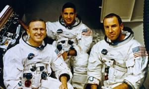 Σαν σήμερα το 1968 το διαστημόπλοιο «Απόλλων 8» μπαίνει για πρώτη φορά σε τροχιά γύρω από τη Σελήνη