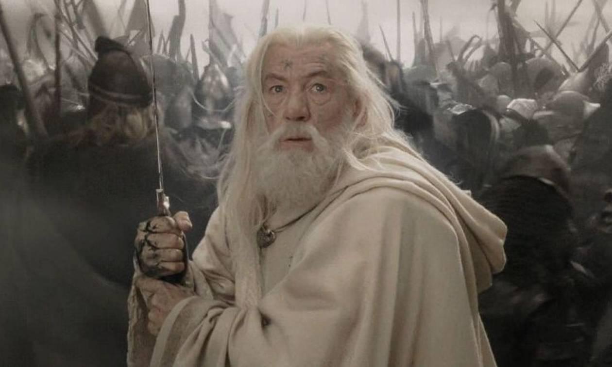 Επιστρέφει ο Άρχοντας των Δακτυλιδιών μέσω του... Γκάνταλφ;