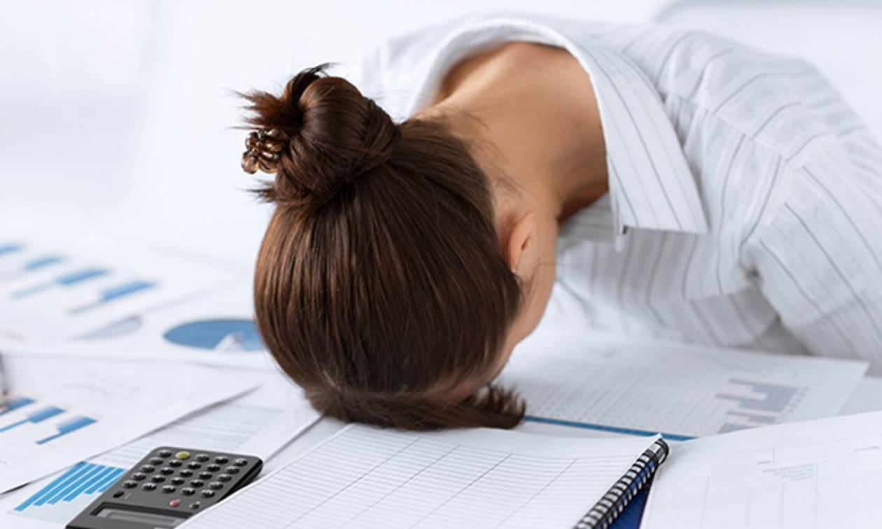 Έρευνα: Ποια είναι η μέρα που όλοι βαριούνται να δουλέψουν – Τι συμβαίνει