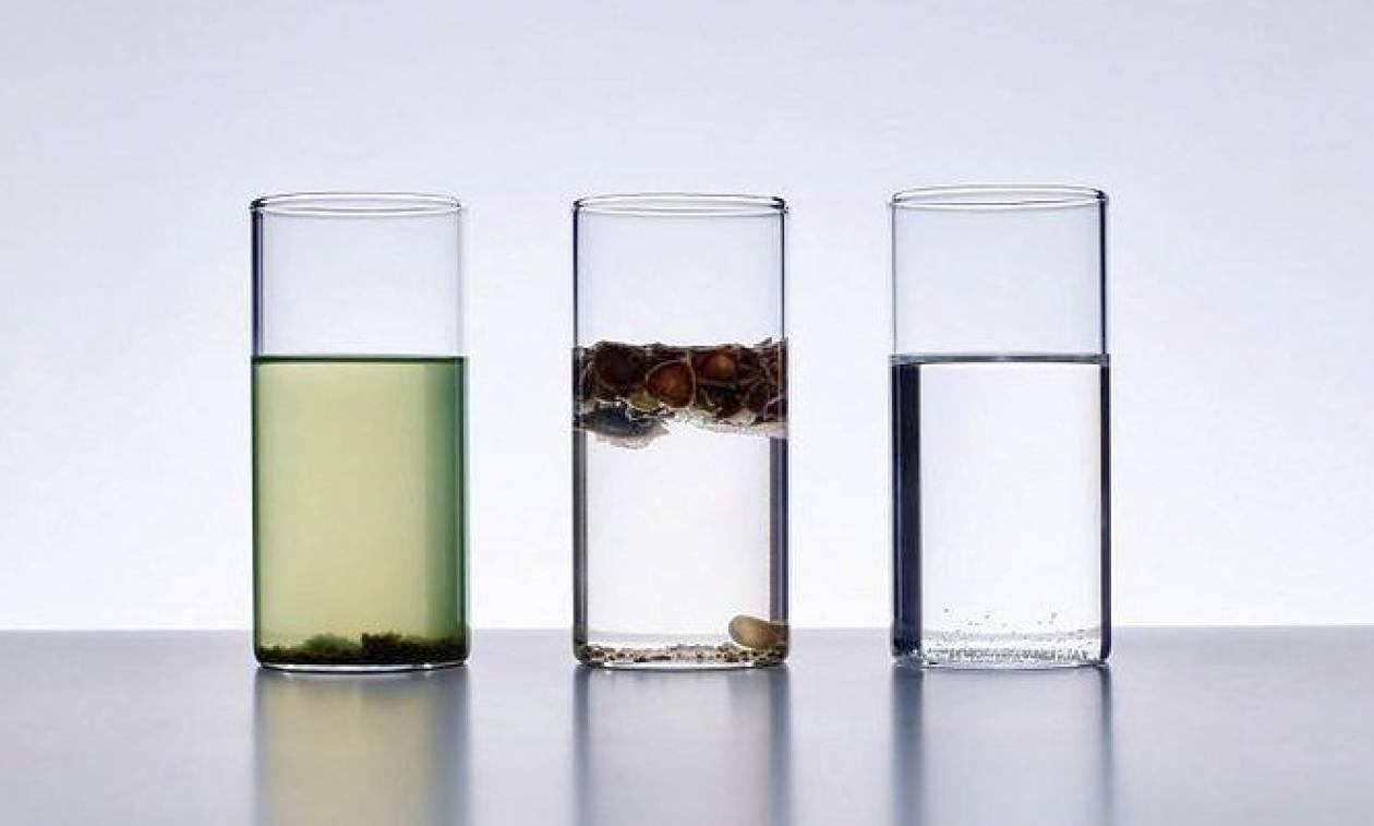 Καλύτεροι τρόποι να πίνουμε νερό