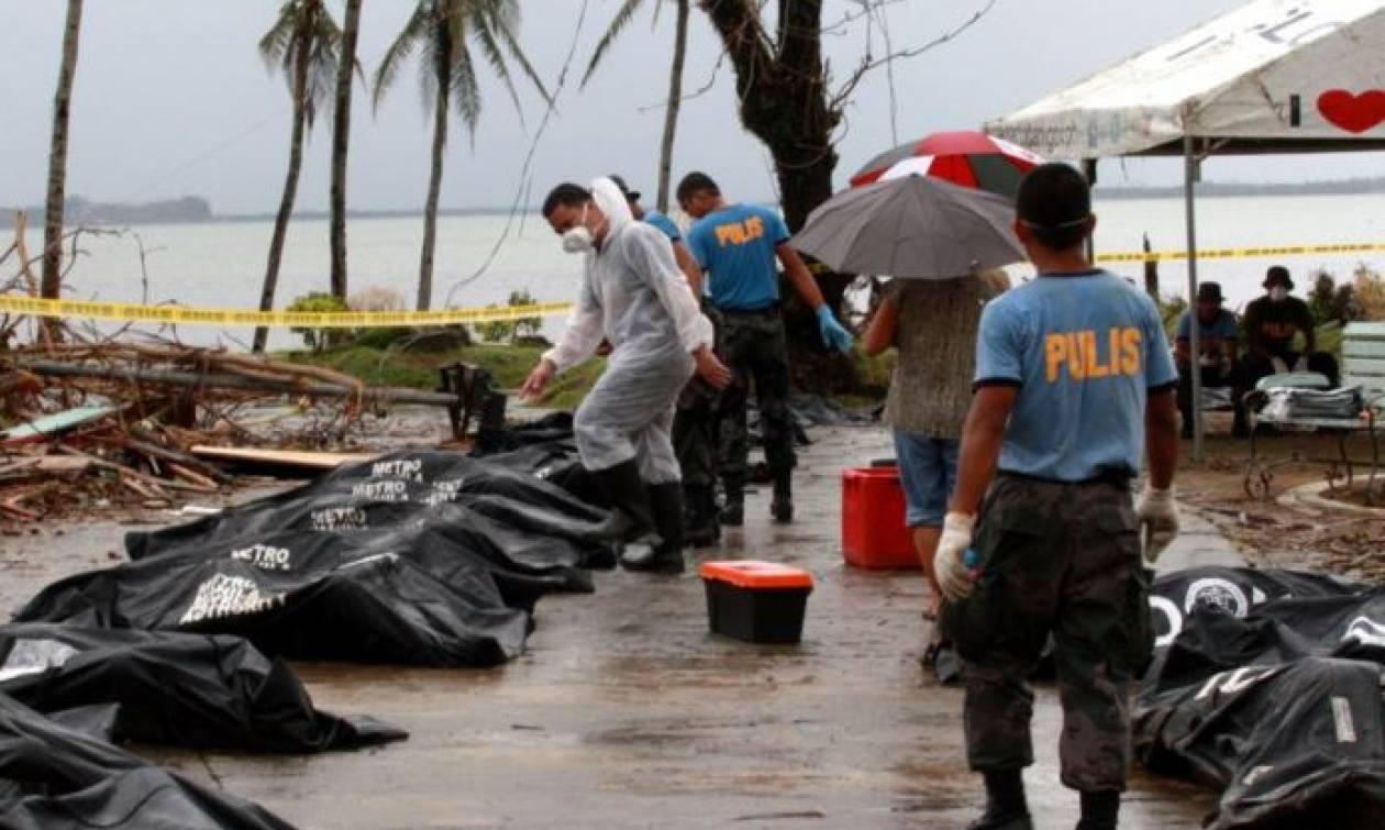 Φονική καταιγίδα σκότωσε 90 ανθρώπους στις Φιλιππίνες