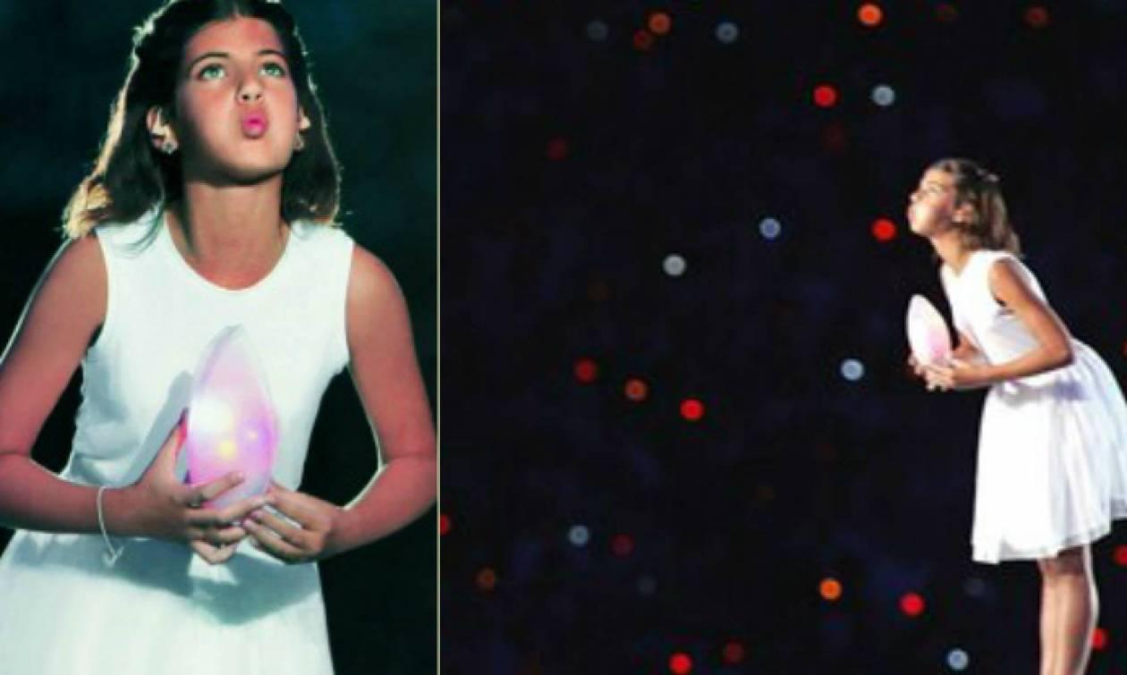 Δείτε πώς είναι σήμερα το κοριτσάκι που έσβησε τη φλόγα στους Ολυμπιακούς Αγώνες της Αθήνας (video)