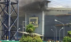 Φιλιππίνες: Πανικός από φωτιά σε εμπορικό κέντρο - Τουλάχιστον 6 τραυματίες και 20 αγνοούμενοι (vid)