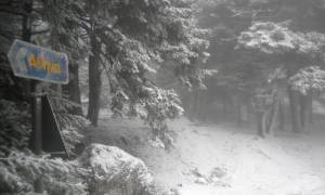 Καιρός: Υποτροπή τις επόμενες ώρες – Χιόνια και στην Αττική