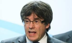 Πουτζντεμόν προς ισπανική κυβέρνηση: Αφήστε με να επιστρέψω