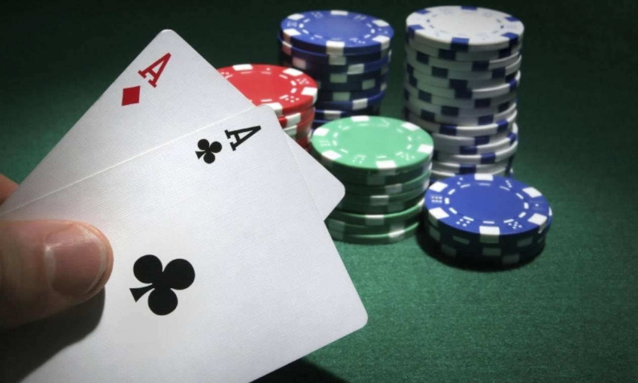 Συλλήψεις για παράνομα τυχερά παιχνίδια στο κέντρο της Αθήνας
