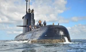 Αργεντινή: Ραγδαίες εξελίξεις για το εξαφανισμένο υποβρύχιο (vid)